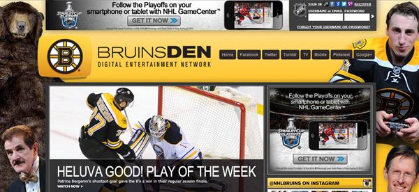 Bruins-NHL